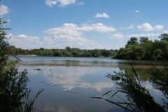 Aldenham Country Park Reservoir