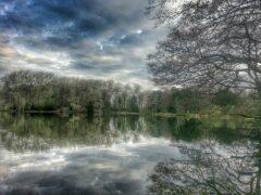 Allestree Park Lake