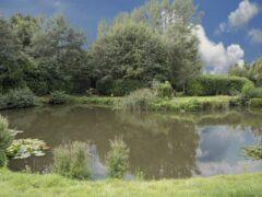 Nursery Fishing Lakes & Caravan Site
